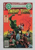 THE SWAMP THING:  3 Comics In One - DC Comics