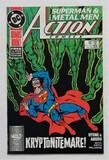 SUPERMAN & METAL MEN: