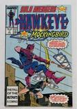 HAWKEYE and MOCKINGBIRD: