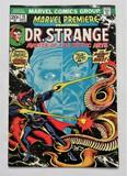 DR. STRANGE: