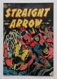 STRAIGHT ARROW: