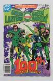 GREEN LANTERN & GREEN ARROW:  Double Issue - 2 Stories - DC Comics