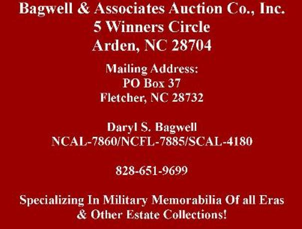 Bagwell & Assoc. Auction Co.,Inc.