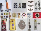 WW1/WWII & Earlier Military Collectibles Auction