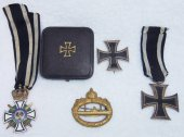 WW1/WW2/Earlier Military Collectibles Auction