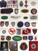 WW2 US Patch/Wings/Nazi Etc Auction