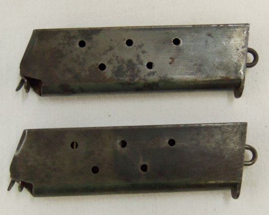 Two Pieces WWI Period M1911 Ammo Clips