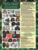 2016 Spring Military Collectibles Auction