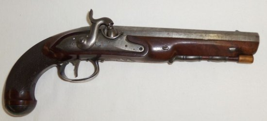 1800's French Percussion Pistol