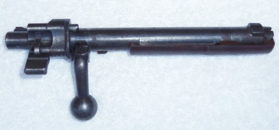 WWII K-98 Bolt