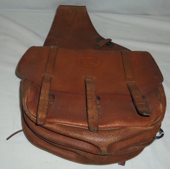1917 US Cavalry Saddle Bags
