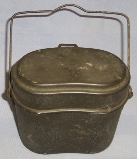 WWII German Soldier Mess Kit
