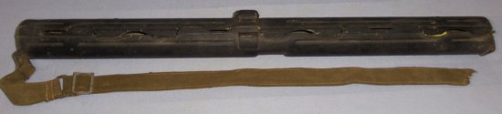 WWII German Machine Gun Barrel Case