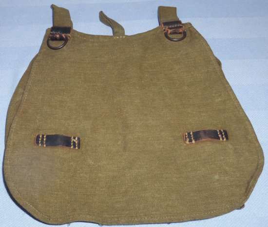 WWII German Army Soldier Bread Bag