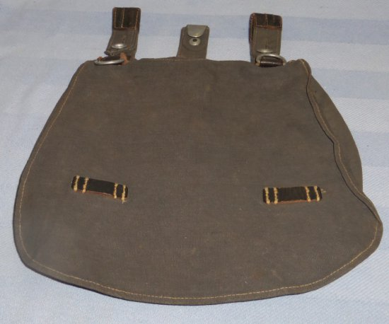 WWII German Luftwaffe Soldier Bread Bag