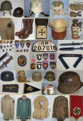 SUMMER MILITARY COLLECTIBLES AUCTION-AUG. 14, 2016