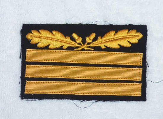 Rare Sleeve Rank for Obergruppenfuhrer/General Der Waffen SS