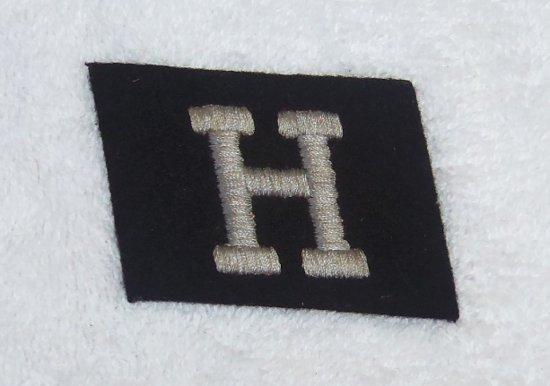 "Waffen SS Der ""Hunyadi"" Grenadier Collar Tab for EM/NCO"