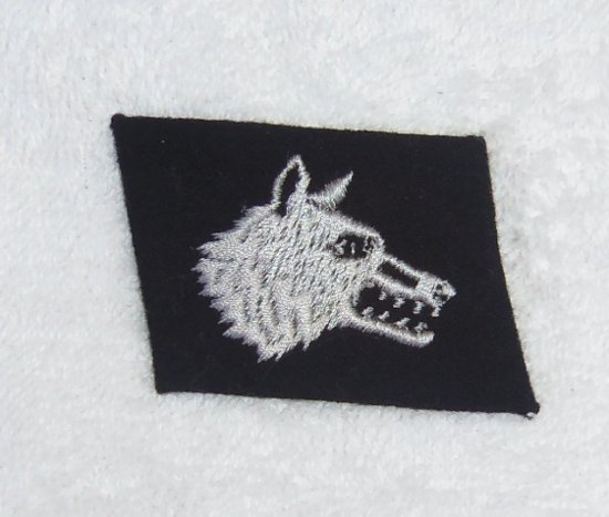 Scarce 30th Waffen SS Grenadier Div. Collar Tab for EM/NCO