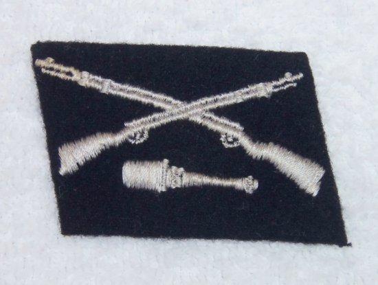 """Waffen SS """"Dirlewanger"""" Grenadier Div. Collar Tab for EM/NCO"""
