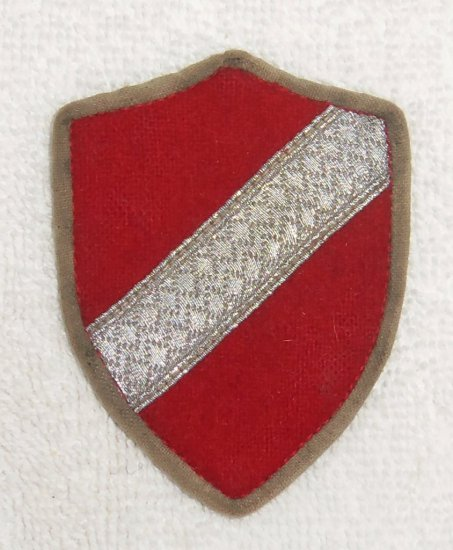1st Pattern Latvian Volunteers SS Lettische Nr 1