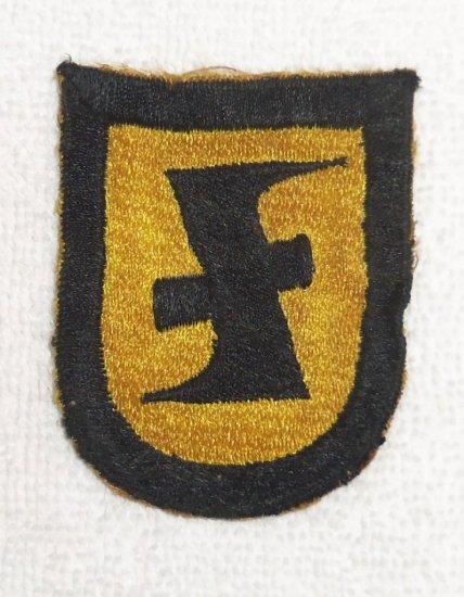 Early Pattern Holland/Netherlands German Legion Volunteers Arm Shield