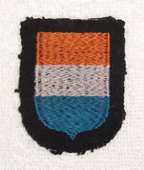 Waffen SS Dutch Volunteer Sleeve Shield