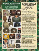 2017 Spring Military Collectibles Auction