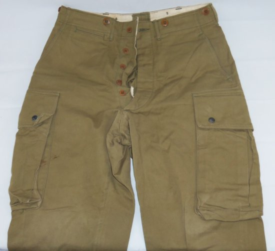 WW2 US Airborne/Paratrooper Jump Pants