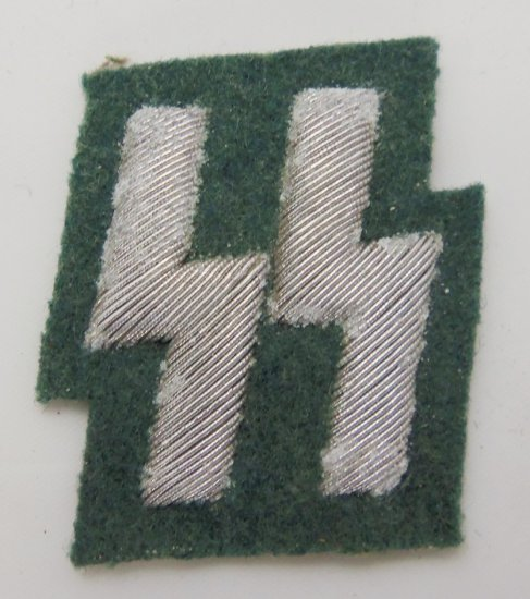 SS Members Runic Breast Insignia with RZM Tag