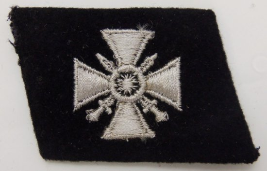 Waffen SS 29th Grenadier Division (Russische #1) Collar Tab