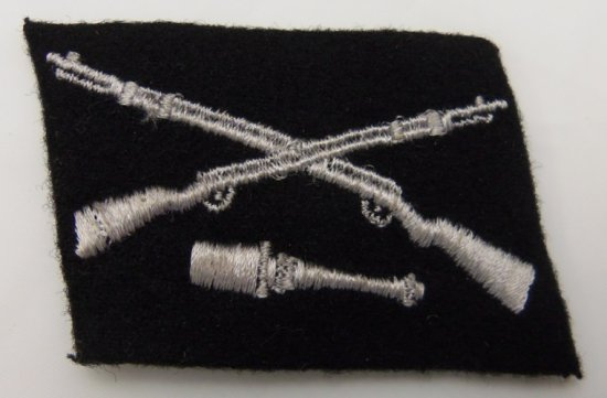 "36th Waffen SS Grenadier Division ""Dirlewager"" Collar Tab"