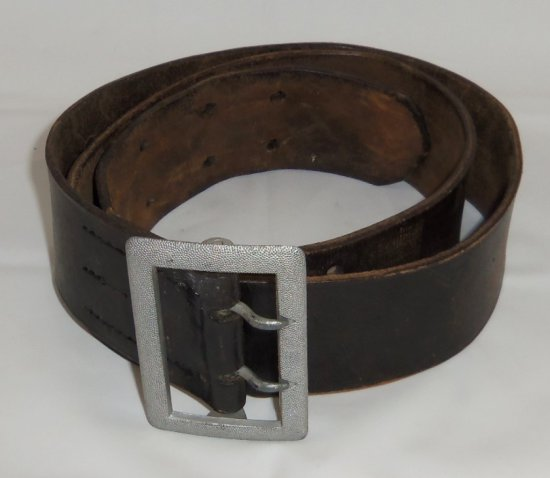 Heer/SS Officer's Field Belt