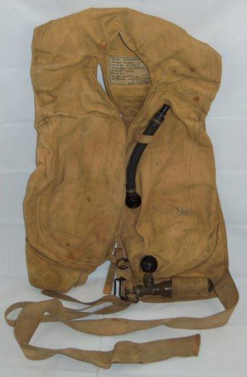 10-30-B 2 Luftwaffe Pilot/Aircrew Life Vest