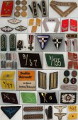 SEPT. 23, 2017 MISC. MILITARY INSIGNIA AUCTION