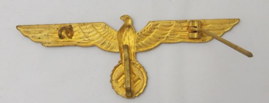 WW2 Kriegsmarine Officer's Breast Eagle