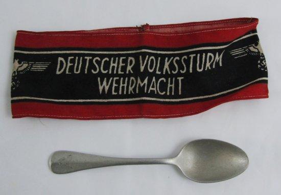 2pcs-Volksturm Armband/Luftwaffe Spoon-Vet Bring back