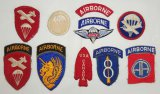 11pcs-Misc. U.S. Airborne Patches-FSSF Etc.