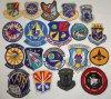 19 pcs. Vietnam War Era to 1990's US Military Patch Group