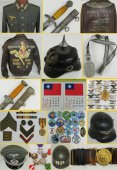 MILITARY COLLECTIBLES AUCTION 03-10-2018