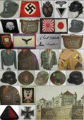 MILITARY COLLECTIBLES AUCTION 4-14-18