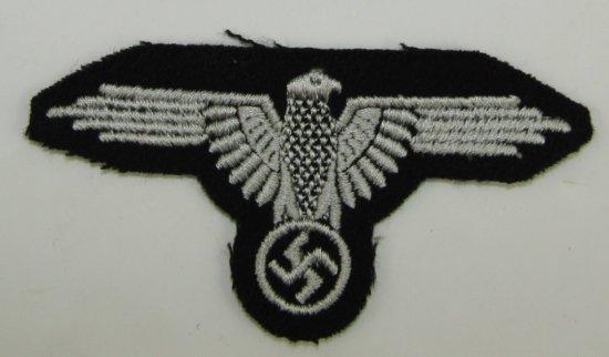 Dachau Pattern Waffen SS Arm Eagle