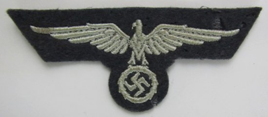 Scarce 1935 Pattern German Postschutz Arm Eagle