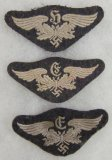 3pcs-Luftwaffe Specialty Rate Patches
