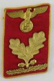 NSDAP Reichs Level Administration Ober BereichsLeiter Collar Tab