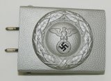 Minty 1st Pattern RLB Belt Buckle For Enlisted