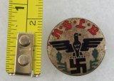 Scarce NSLB (NATIONAL SOCIALIST TEACHERS LEAGUE) Member Pin-Type 1