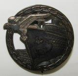 Scarce Kriegsmarine Blockade Runner Badge