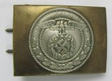 Early SA Belt Buckle For Enlisted