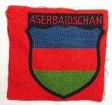 3rd Pattern Aserbaijani Volunteers Sleeve Shield
